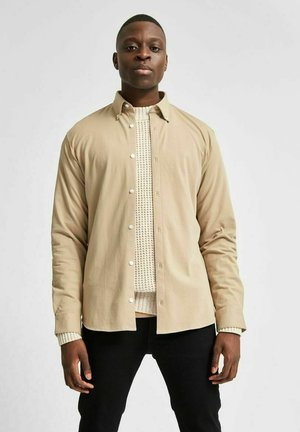 SLHSLIMOLIVER - Shirt - crockery