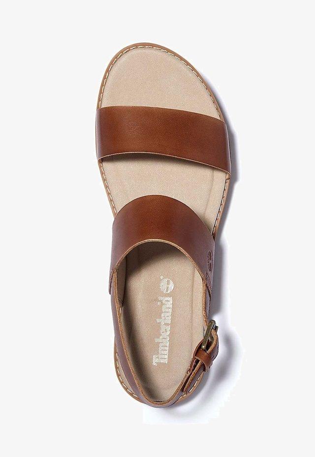 Varrelliset sandaalit - saddle
