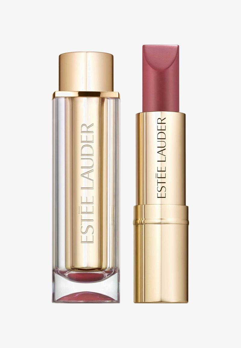 Estée Lauder - PURE COLOR LOVE LIPSTICK CREMÉ - Lipstick - 130 strapless