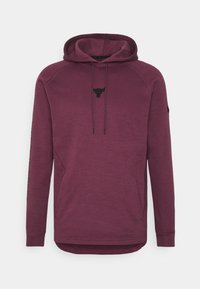 Under Armour - HOODIE - Mikina s kapucí - level purple - 0