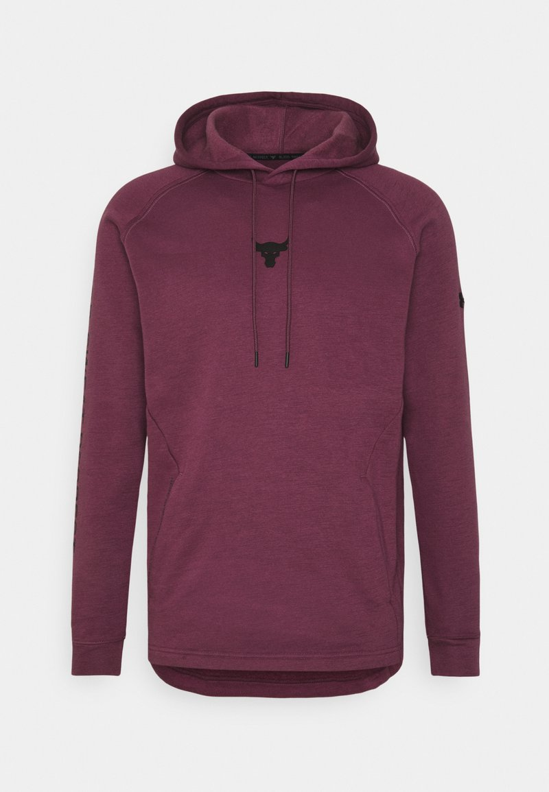 Under Armour - HOODIE - Mikina s kapucí - level purple