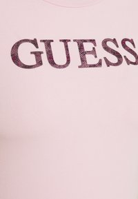 Guess - MIRIANA TEE - T-shirt imprimé - taffy light pink - 6