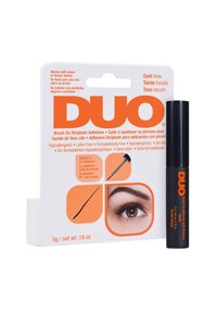 DUO - DUO BRUSH ON ADHESIVE WITH VITAMINS - False eyelashes - dark - 1