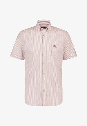 Overhemd - white/brick