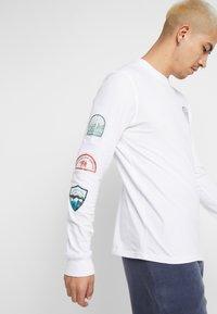 Penfield - STORRS - Pitkähihainen paita - white - 3