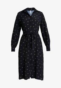 CATA - Shirt dress - black