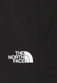 The North Face - SPEEDLIGHT - Shorts outdoor - tnf black/tnf white - 6