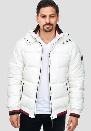MARLON - Winter jacket - optical white