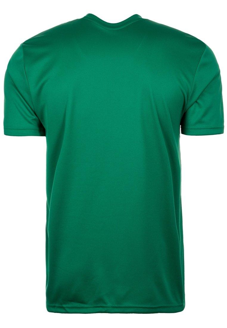 Adidas Performance Aeroready Primegreen Jersey Short Sleeve - T-shirts Med Print Green
