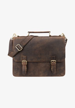 GAINSVILLE - Briefcase - rouge