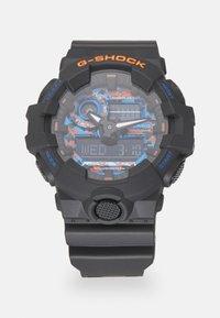 G-SHOCK - CITY CAMO - Digitální hodinky - black/blue - 0