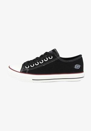 Sneakers laag - black (36ur201-710100)
