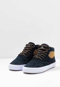 Element - TOPAZ C3 MID - High-top trainers - navy breen - 2