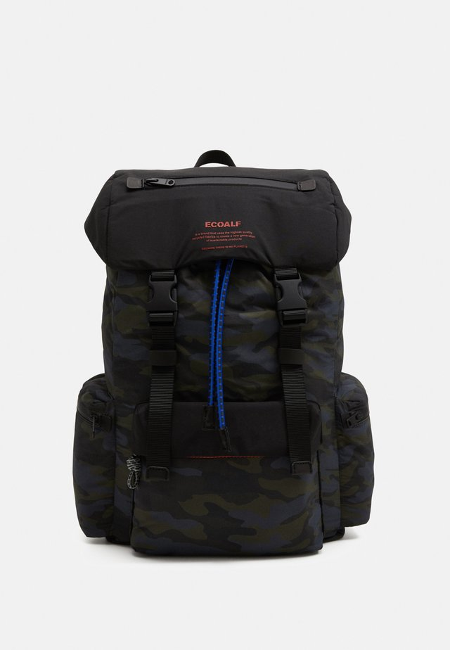 WILD SHERPA BACKPACK - Ryggsäck - black