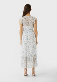 Stradivarius - Maxi dress - blue - 2