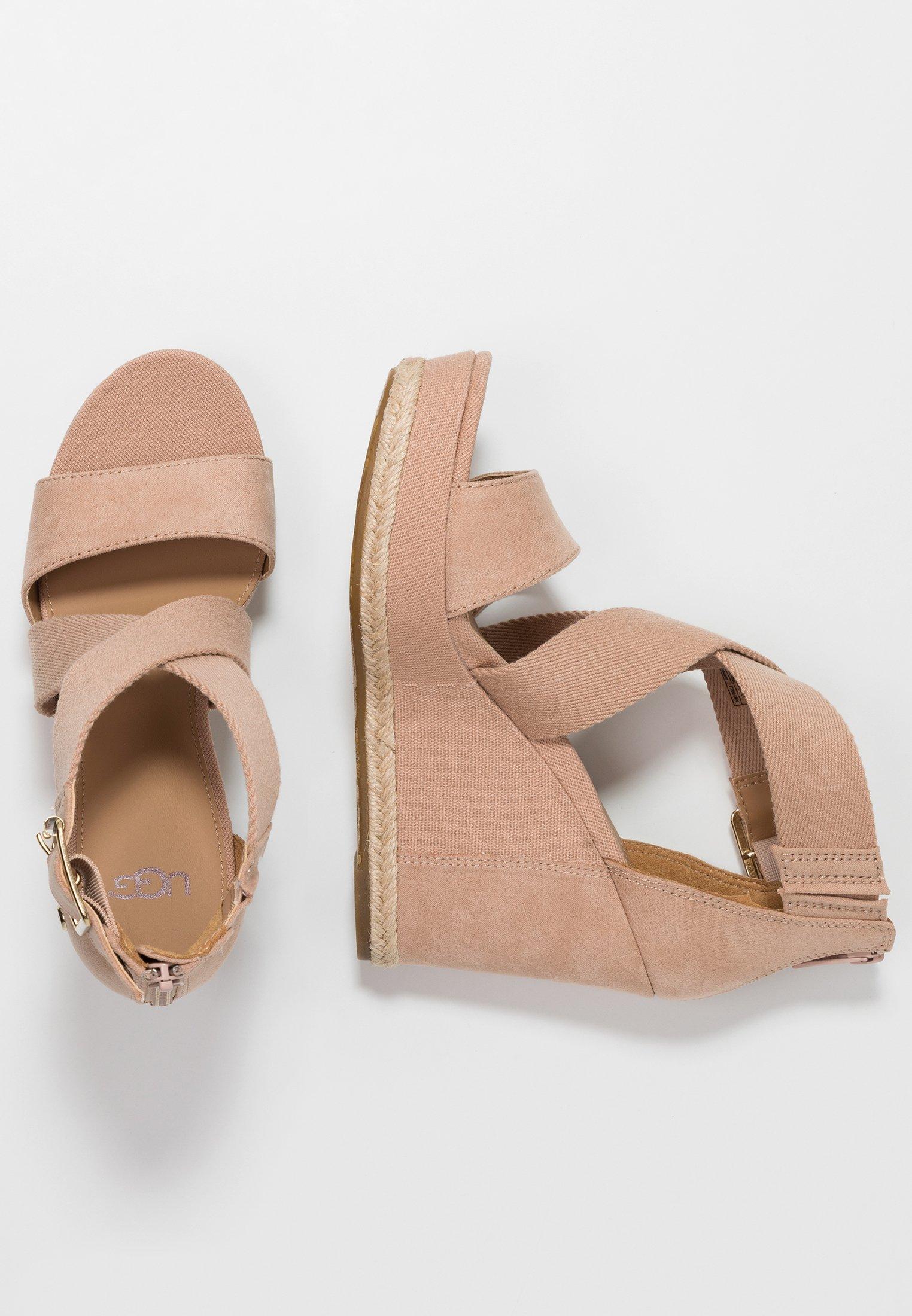 Ugg Calla - Højhælede Sandaletter / Sandaler Arroyo