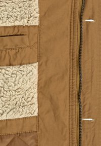 Solid - WINTERJACKE CLARKI TEDDY - Winter coat - light brown - 6