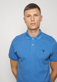 GANT - THE SUMMER - Polo - pacific blue - 4