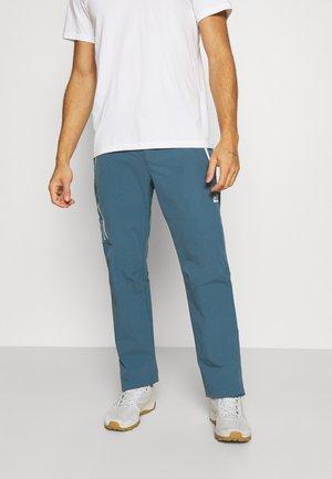 OVERLAND II PANTS - Friluftsbyxor - orion blue