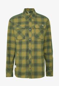 Norrøna - SVALBARD  - Shirt - olive drab/slat - 4