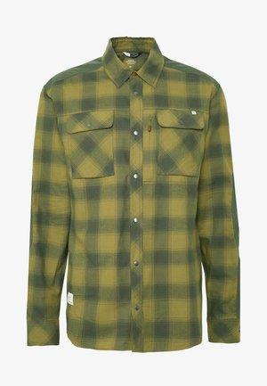 SVALBARD  - Shirt - olive drab/slat
