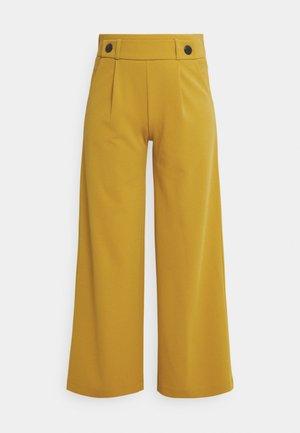 JDYGEGGO NEW LONG  - Pantalon classique - harvest gold
