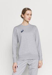 ASICS - WOMAN SUIT SET - Survêtement - heather grey - 0