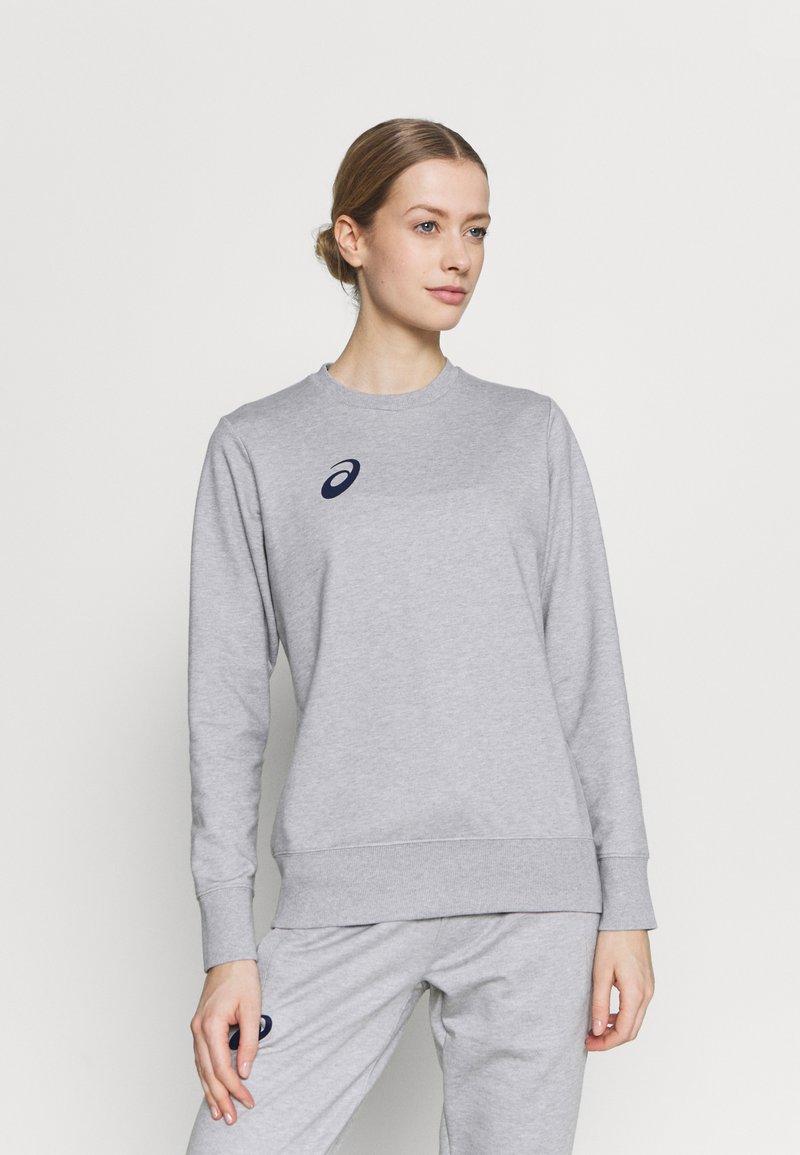 ASICS - WOMAN SUIT SET - Survêtement - heather grey