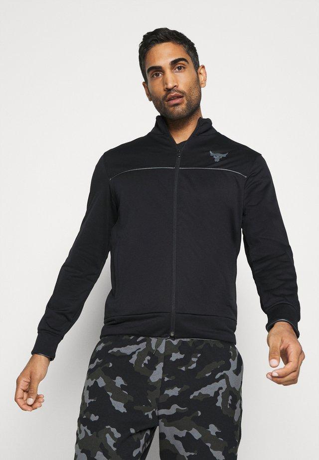 ROCK TRACK - Training jacket - black