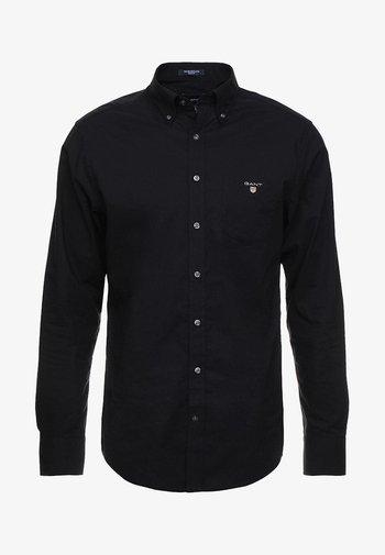 THE BROADCLOTH - Overhemd - black