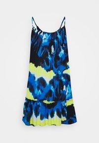 Superdry - DAISY BEACH DRESS - Denní šaty - blue - 5