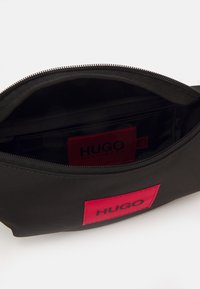 HUGO - ETHON BUMBAG UNISEX - Bum bag - black - 3