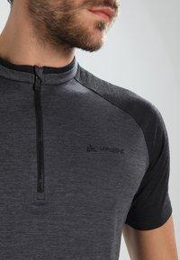 Vaude - TAMARO - T-shirt imprimé - iron - 3