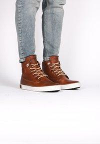 Blackstone - Höga sneakers - old yellow - 0