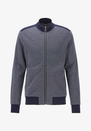 SHEPHERD 25 - Zip-up hoodie - dark blue