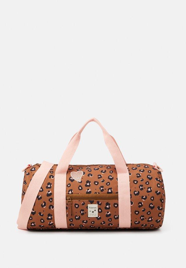 SPORTS BAG KIDZROOM ATTITUDE - Baby changing bag - taupe