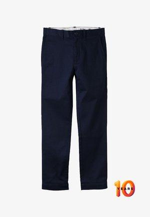 SLIM STRETCH  - Chino kalhoty - navy