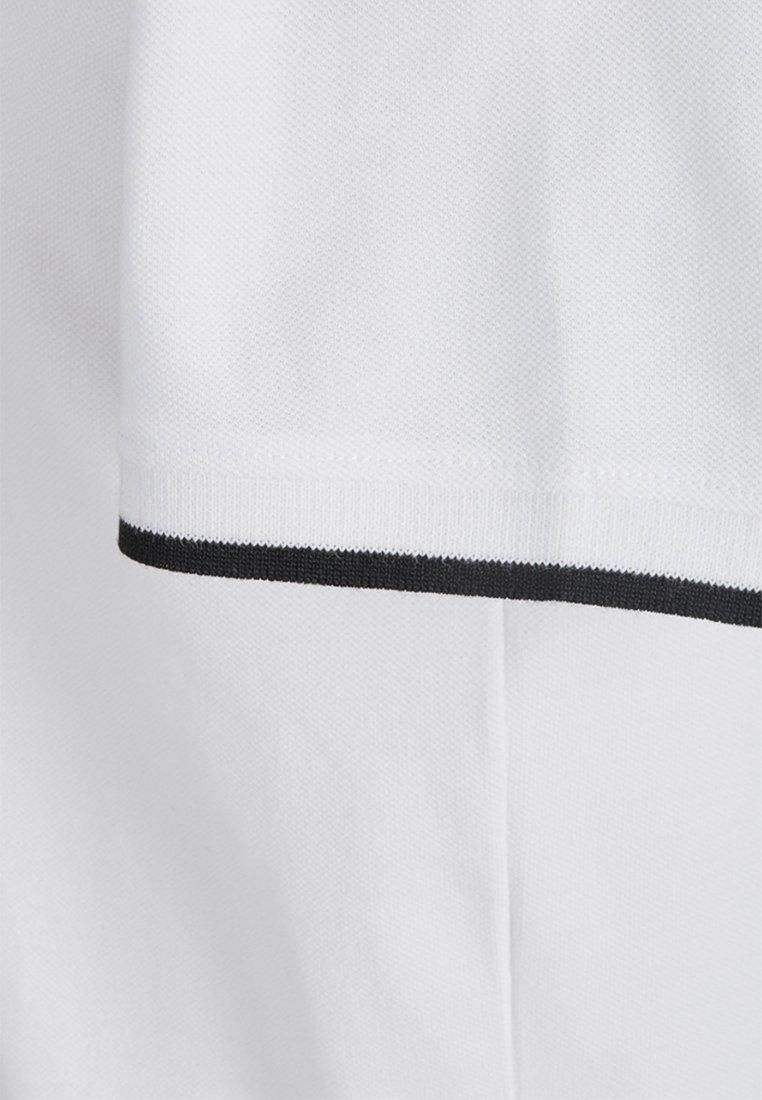 Jack & Jones JJEPAULOS NOOS - Polo shirt - white jlbBB