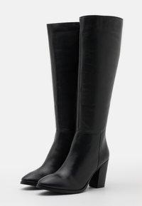 Les Tropéziennes par M Belarbi - LYCO - High heeled boots - noir - 2