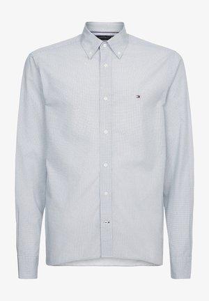 POPLIN MINI GEO  - Formal shirt - white/carbon navy