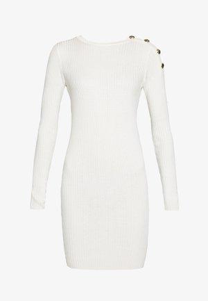 ABITO DRESS - Shift dress - bianco