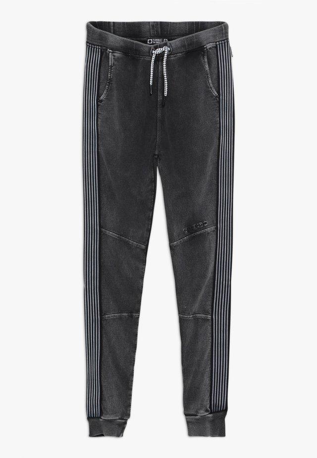 HENDRE - Pantaloni sportivi - anthracite