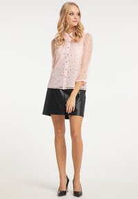 myMo at night - Button-down blouse - rosa - 1
