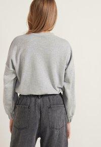 Tezenis - MIT SCHRIFTZUG - Sweatshirt - grey - 1
