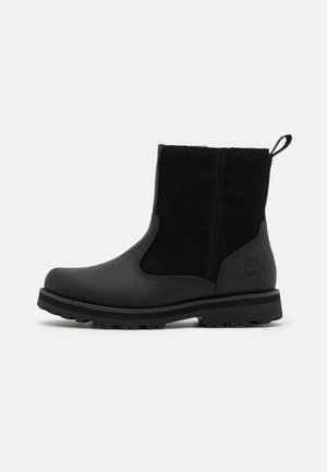 COURMA KID UNISEX - Korte laarzen - black