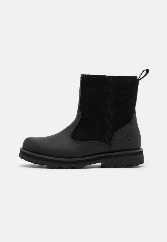 COURMA KID UNISEX - Classic ankle boots - black
