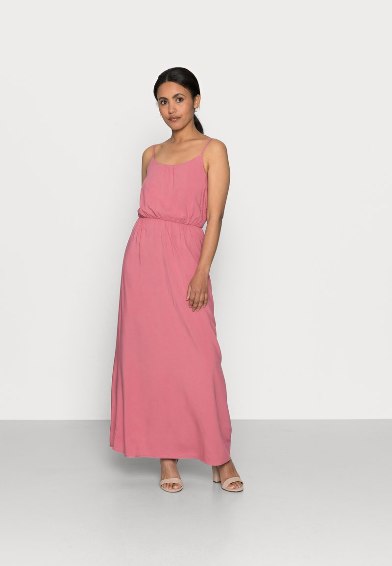 ONLY Petite - ONLNOVA LIFE STRAP MAXI DRESS - Maxi dress - baroque rose