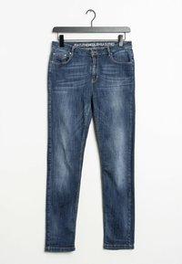 Vila - Slim fit jeans - blue - 0