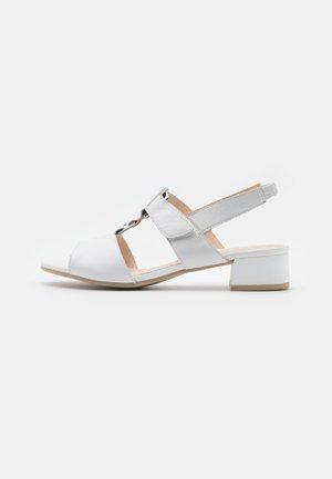 WOMS - Sandalen - white
