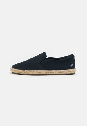 TOURIST - Espadrillas - navy